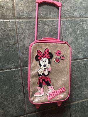 Minnie Mouse kids luggage for Sale in Phoenix, AZ