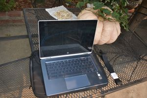 Hp touch screen chromebook for Sale in Modesto, CA