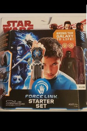 Star wars force link starter set for Sale in Federal Way, WA