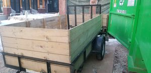 4x9 trailer for Sale in St. Charles, IL