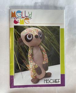 Melly & Me Meerkat Stuffed Animal Pattern Sewing Plushie for Sale in Lynnwood,  WA