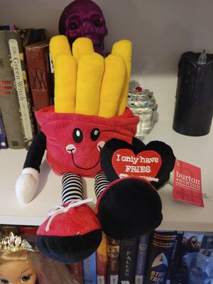 French fries plushie for Sale in Benton City, WA