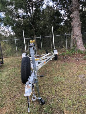 2009 Continental Boat Trailer 20 Ft for Sale in Lake Placid, FL