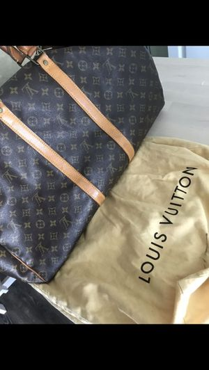 LV MONOGRAM KEEPALL for Sale in Coral Gables, FL