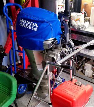 2002 Honda 9.9hp Outboard Short Shaft- Excellent for Sale in Laveen Village, AZ