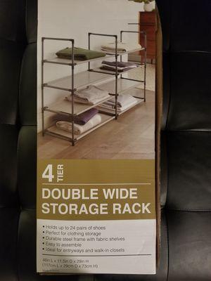Shoe Rack Brand New for Sale in Chula Vista, CA