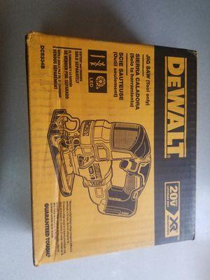 DEWALT 20V MAX BRUSHLESS JIGSAW (TOOL ONLY for Sale in Stanton, CA