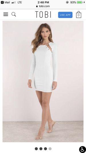 White Lulus Dress for Sale in Nashville, TN