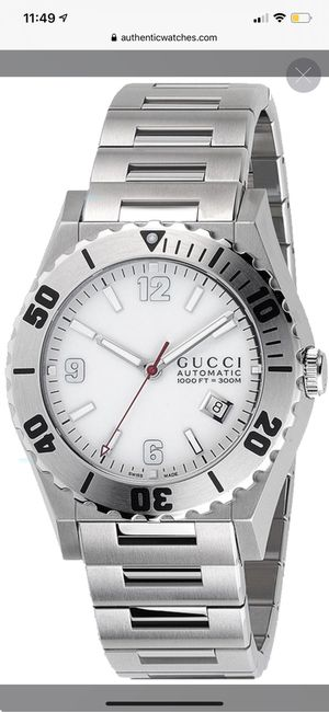 Gucci watch men for Sale in San Diego, CA