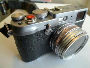 Fuji X100 Digital Camera for Sale in Brawley, CA