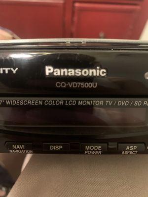 Panasonic in dash for Sale in Phoenix, AZ