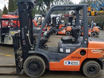 Toyota 6,000lb Diesel Forklift for Sale in SeaTac,  WA