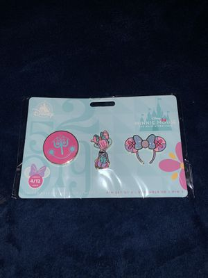 Minnie Mouse The Main Attraction Pins for Sale in Chicago, IL