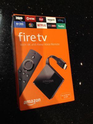 Amazon Fire TV #100166-2 for Sale in Gilbert, AZ