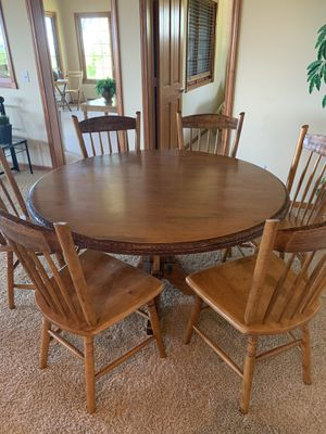 Dining table set for Sale in Beulah, MI