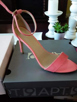 Coral heels for Sale in Westminster, CO