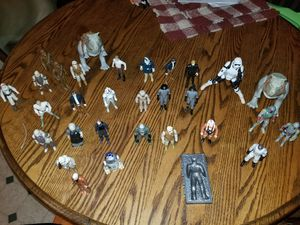Vintage starwars figures for Sale in Issaquah, WA