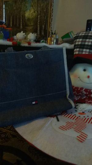 Tommy Hilfiger denim purse for Sale in Bristol, VA