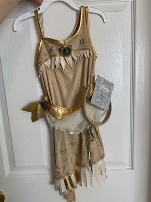 Disney Pocahontas Costume Size 2/3 for Sale in Kennesaw, GA