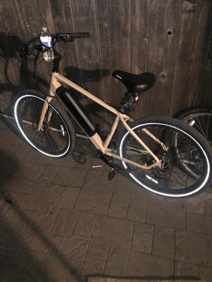 2019 Aventon electric bike for Sale in Redwood City, CA