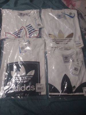 Adidas XL men's shirts for Sale in Ruskin, FL