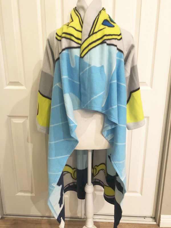 Buzz Lightyear Snuggie blanket