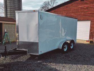 2018 Diamond Enclosed Trailer for Sale in Wichita,  KS