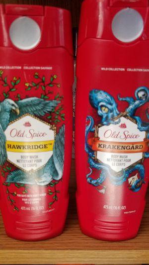 Old spice body wash for Sale in Stockton, CA