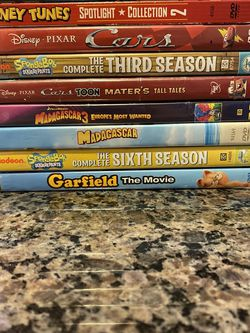 Kids DVDs Lot 17 for Sale in Wake Forest,  NC