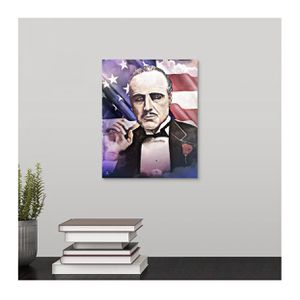 GOD FATHER CANVAS PRINT WALL ART SIZE 16x20 for Sale in Philadelphia, PA