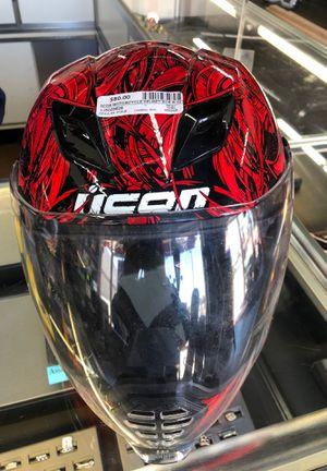 Iicon Motorcycle Helmet for Sale in Aurora, CO