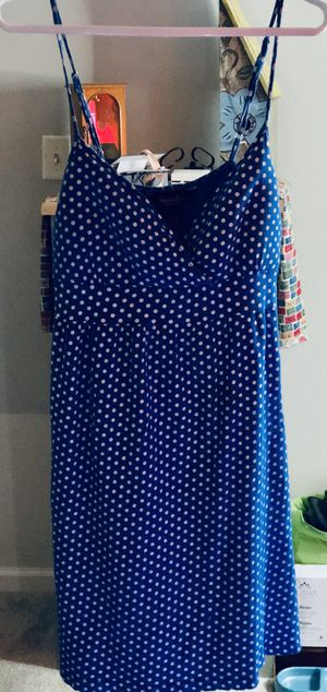 Blue and white Polka dot dress! for Sale in Memphis, TN