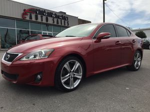 2012 LEXUS IS350 $3500 down payment for Sale in Nashville, TN
