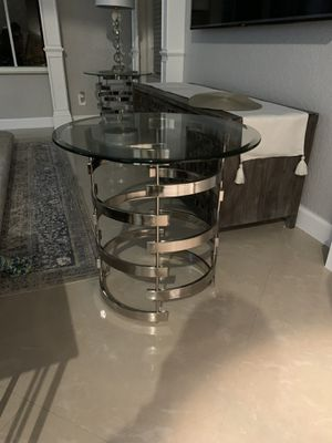 End table- set of 2 for Sale in Sunrise, FL