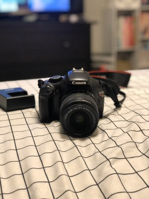 Cannon EOS T3 for Sale in Thomasville, NC