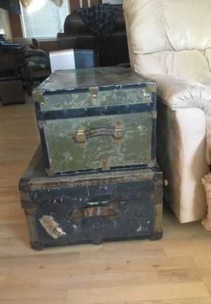 Antique chests for Sale in Wenatchee, WA