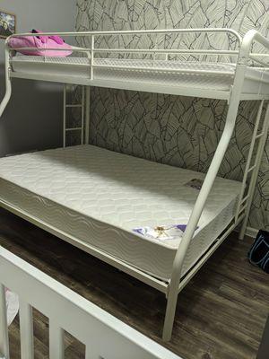 Metal bunk bed for Sale in San Jose, CA