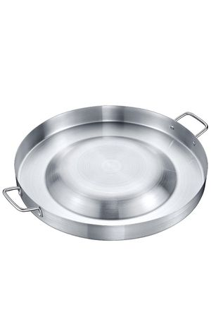 New Large Stainless Steel Convexed Comal/Comal convexo de acero inoxidable for Sale in Chino, CA