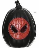 Brand New Marvel Halloween Pumpkin Lighted - Spiderman or Captain America for Sale in Fort Lauderdale, FL