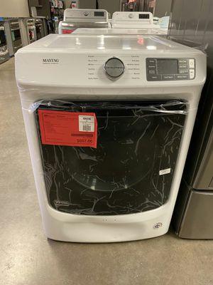 New Maytag Gas Dryer On Sale 1yr Factory Warranty for Sale in Chandler, AZ