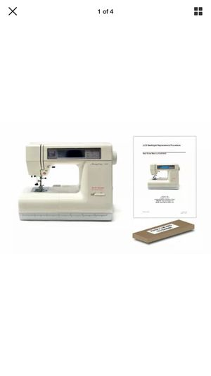 Memory Craft 8000 Perfect condition Does embroidery Price negotiable for Sale in Orland Park, IL