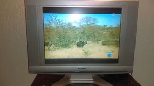 20 inch Sylvania TV with Remote for Sale in Battle Creek, MI