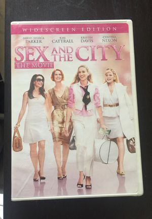 Sex and the City The Movie DVD (Widescreen Edition) never opened for Sale in Chantilly, VA