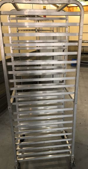 Bakers Rack Speed Racks for Sale in Seattle, WA