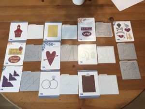 Quickutz scrapbook card making dies for Sale in Mission Viejo, CA