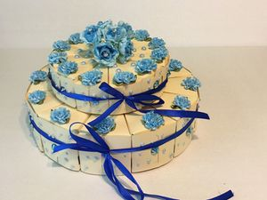 Cake slice favor boxes for any occasions for Sale in Burke, VA
