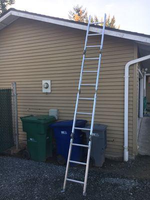 Werner heavy duty ladder for Sale in Marysville, WA