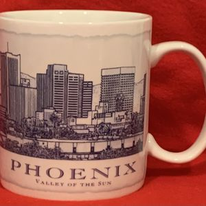 Collectible Starbucks Coffee Mug - Phoenix for Sale in Stevenson Ranch, CA