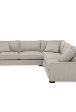 Room & Board Metro Three Piece Sectional Sofa/Couch for Sale in El Segundo,  CA