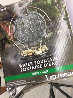 Water Fountain Garden for Sale in Arlington,  VA